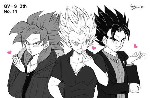 Sexy Fusions ♥