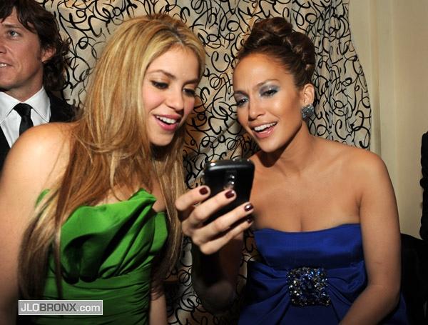 샤키라 & Jennifer Lopez 2009