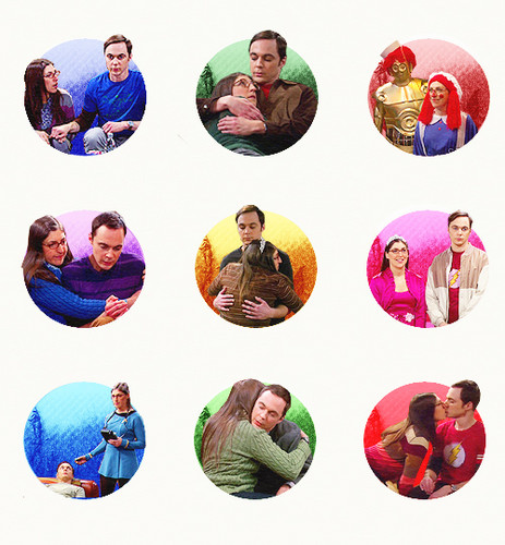 Sheldon & Amy