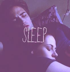Sleep my only love