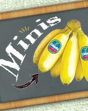 Small And Large Bananas