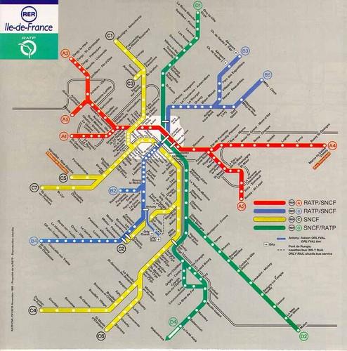 Some metro maps!
