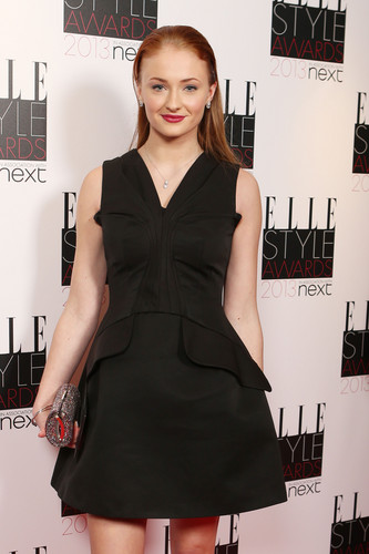 Sophie Turner @ Elle Style Awards - game-of-thrones Foto