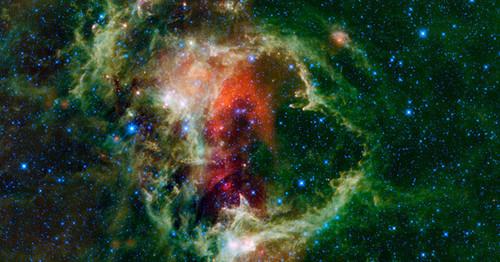 Soul Nebula's Heart