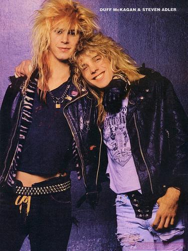 Steven & Duff