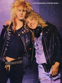 Steven & Duff - steven-adler photo