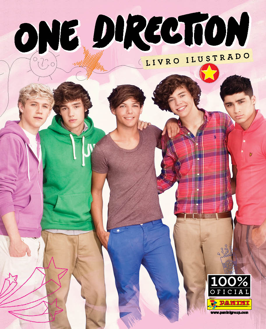 One Direction Sticker album
