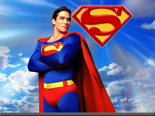 Superman dinding