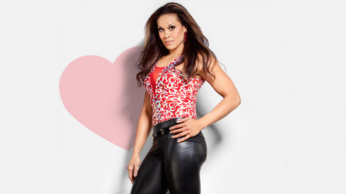 WWE Divas achtergrond possibly with a cocktail dress titled Tamina Snuka