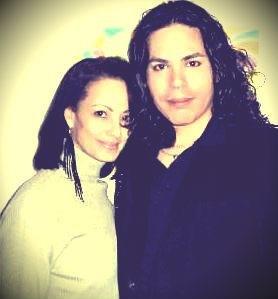 Tatiana with Gregory Son