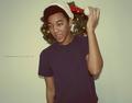 Tevin Technomaina - christmas photo