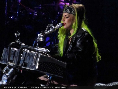 The Born This Way  Ball Tour in Montreal (Feb.11)