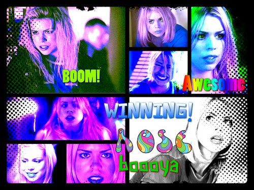 The Formidable Rose Tyler, love, no1drwhofan!!!