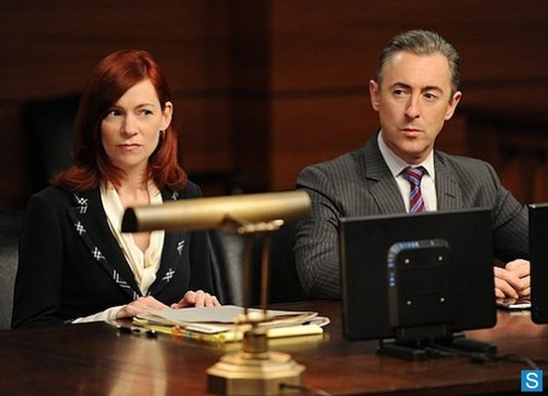 The Good Wife - Episode 4.15 - Going For The স্বর্ণ - Promotional ছবি