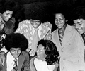 The Jackson 5 With A Friend - michael-jackson photo