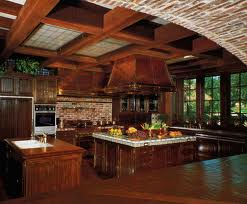 The dapur At Neverland Ranch