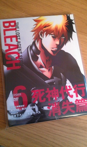 The Остаться в живых Agent Arc Vol. 06 First Press Limited Edition Boxset