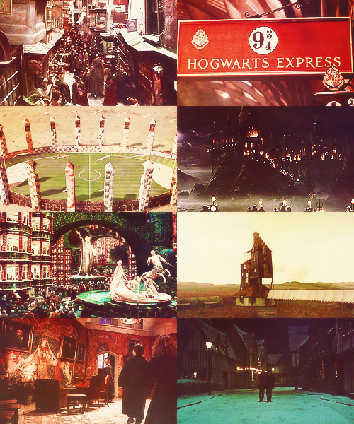 The Magic Begins Day 16: Favorite scenery/locations
