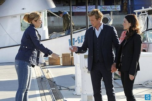 The Mentalist - Episode 5.15 - Red Lacquer Nail Polish - Promotional fotos