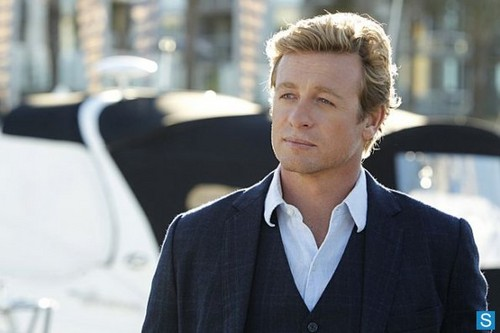 The Mentalist - Episode 5.15 - Red Lacquer Nail Polish - Promotional تصاویر