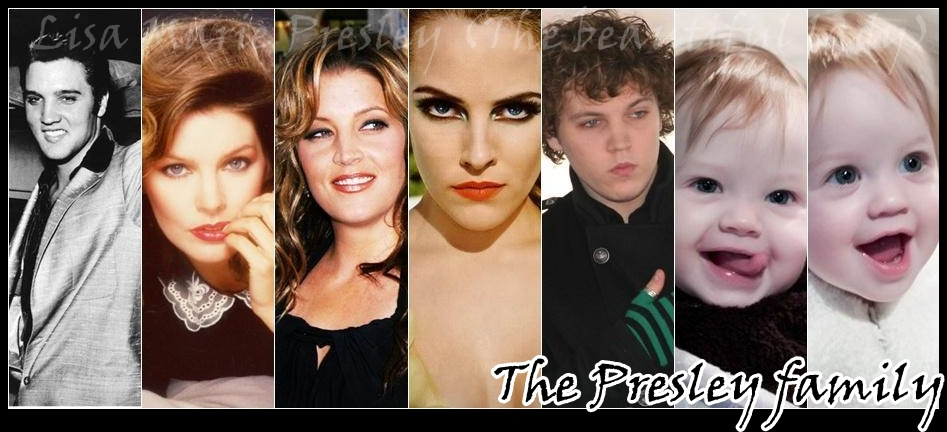 Lisa Marie Presley Family Lisa Marie Presley The Presley