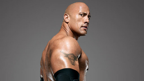 "Dwayne ""The Rock"" Johnson wallpaper possibly containing skin entitled The Rock"