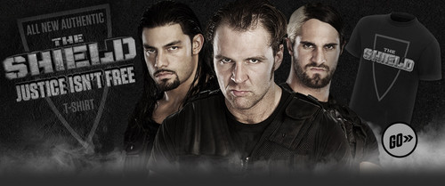 The Shield (WWE) images The Shield T-Shirt wallpaper and background photos