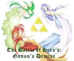 The Triforce Godesses