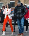 The Voice rehearsals: Jessie J arriving at London studios, 18 Feb 2013 - jessie-j photo