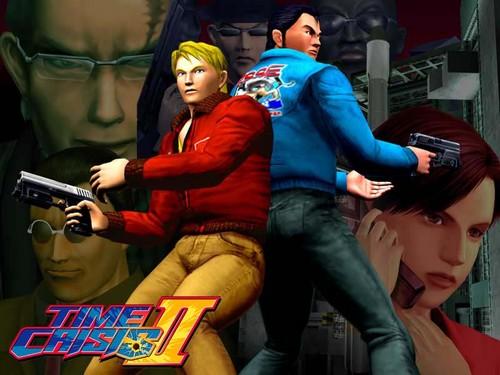 Time Crisis 2 fondo de pantalla