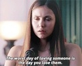 To lose someone  - elena-gilbert photo