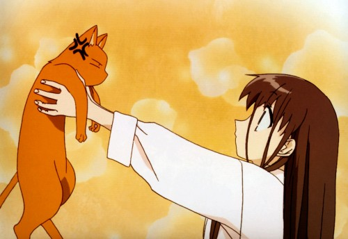 Fruits Basket karatasi la kupamba ukuta probably with anime entitled Tohru and Kyo