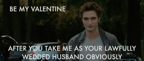Twilight Valentines