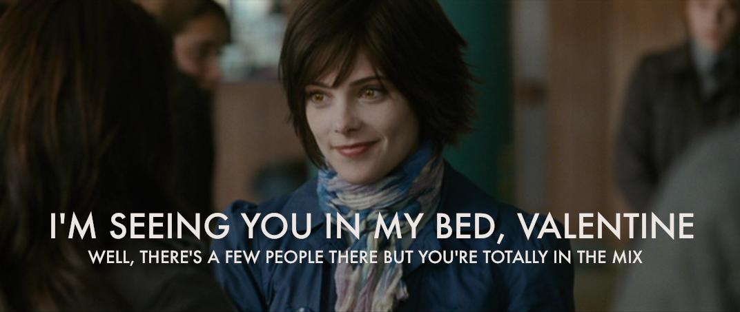 Twilight Valentines