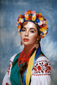 Ukrainian traditional dress - elizabeth-taylor fan art