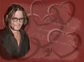 Valentine Wallpaper - johnny-depp fan art