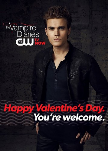Valentine's Tag E-Cards from TVD!