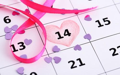 Valentine's 日
