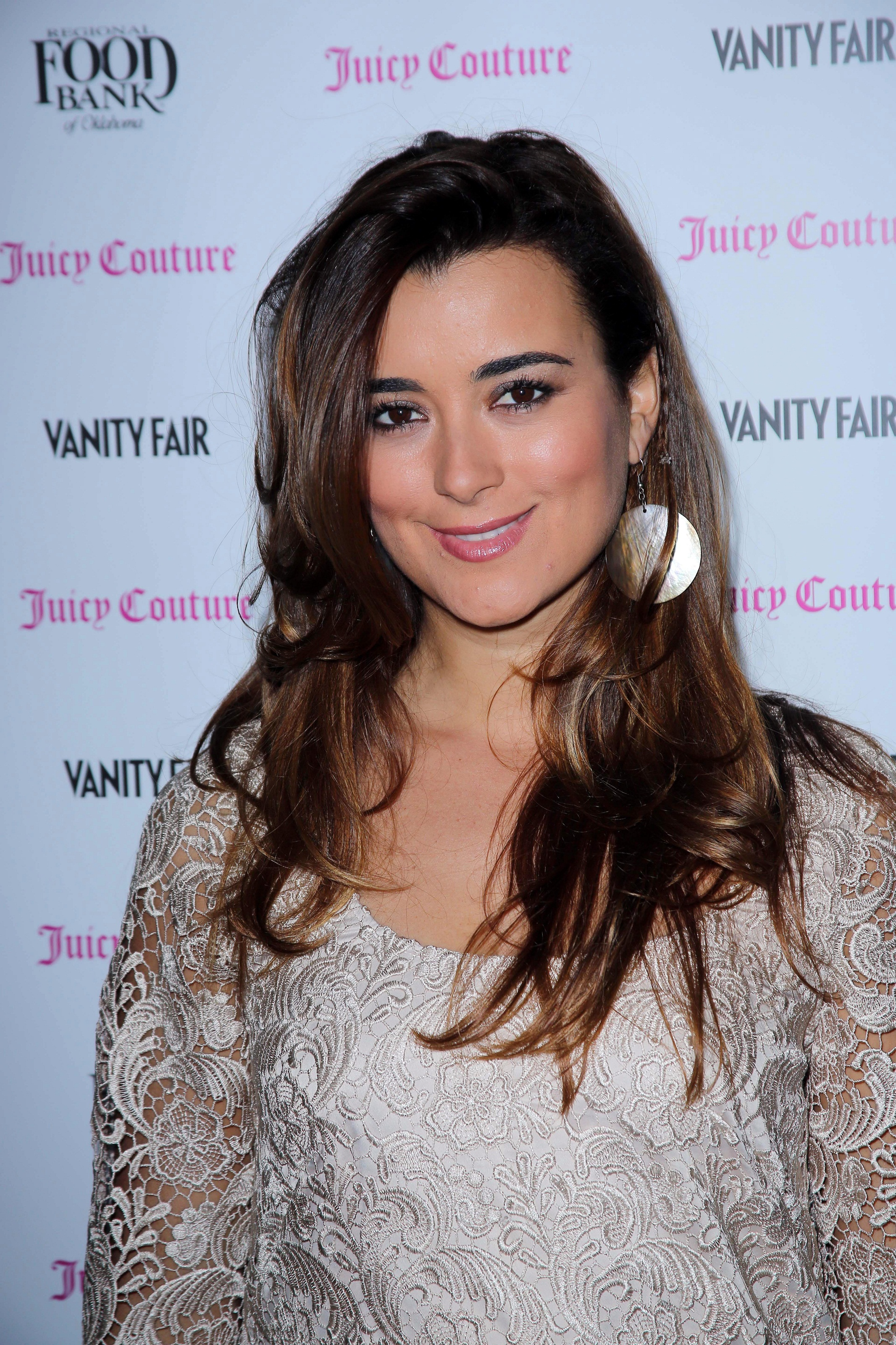 Cote de Pablo Vanity Fair Campaign Hollywood Feb 2013