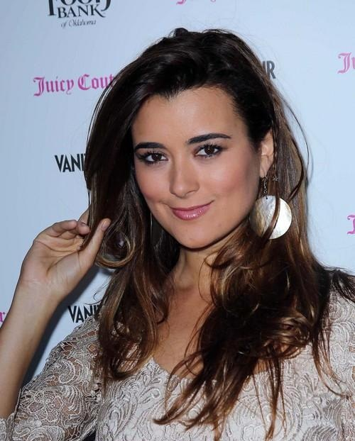 images of Vanity Fair Candaign Hollywood Feb 2013 Cote De Pablo Photo