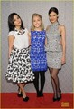 Victoria Justice  at the Alice + Olivia By Stacey Bendet Fall 2013  feb 11 2013 - victoria-justice photo