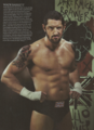 WWE Magazine March 2013 - wade-barrett photo