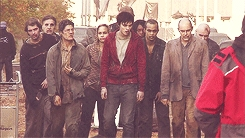 Warm Bodies Movie Обои containing a мех пальто titled Warm Bodies