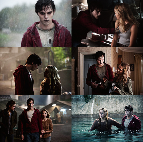 Warm Bodies Movie پیپر وال probably with a sign called Warm Bodies