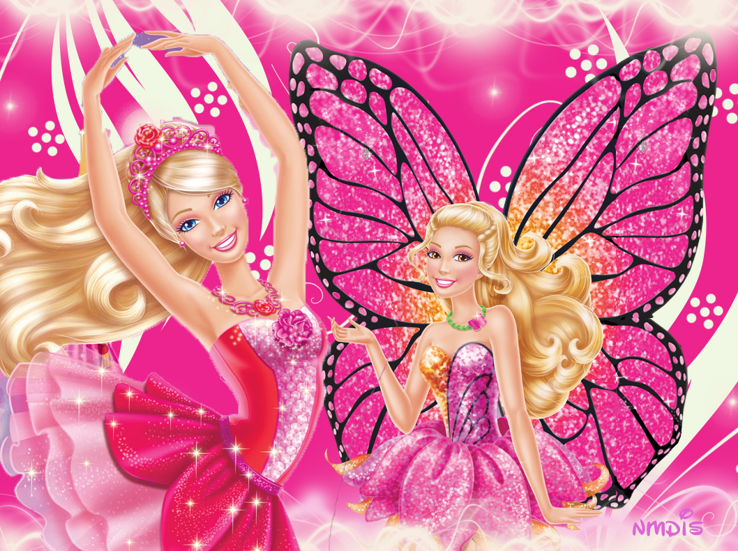 Barbie Movies Images Welcome To Bms Mariposa And Kristyn Hd Wallpaper And Background P Os