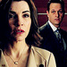 Will &amp; Alicia 4x14&lt;3 - the-good-wife icon