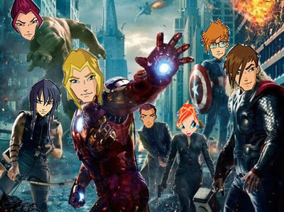 Winx Avenger Version