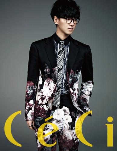 Yesung - Ceci Magazine