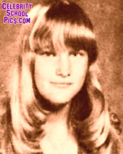 Young Debbie Rowe