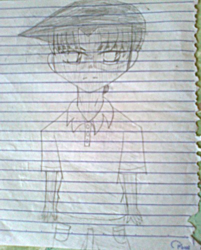 Young Hattori Heiji (or so I would say) (by: Yagami003)